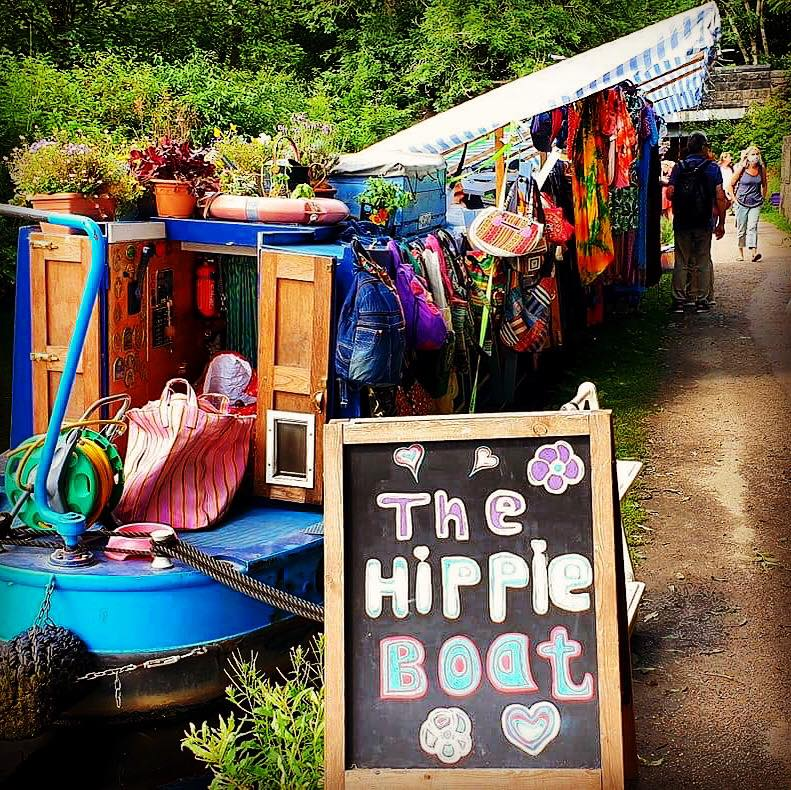 The Hippie Boat