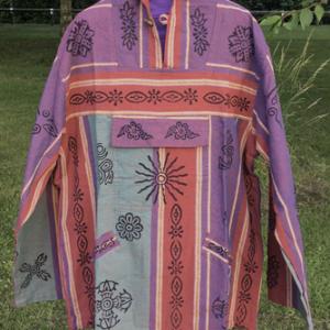 Unisex Cotton Hooded Smocks & Kurta Style Shirts