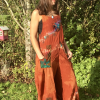 Hand Dyed Romper