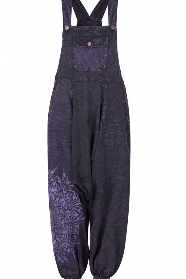 Purple Harem up to Plus Size