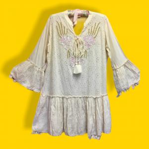 100% Cotton Kurta Tops & Sumitra Smock Style Blouses