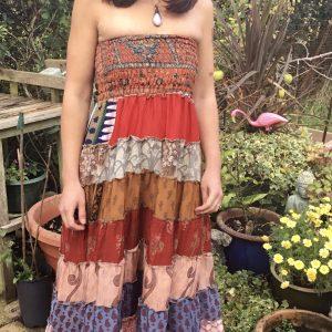 Tube Style Sun Dresses