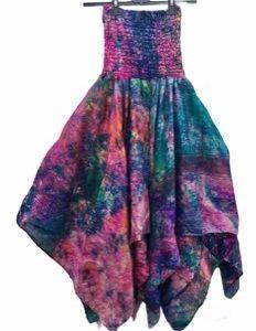 Recycled Sari Dresses